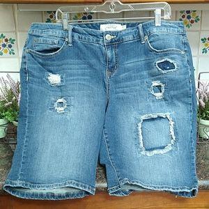 Torrid Burmuda Shorts